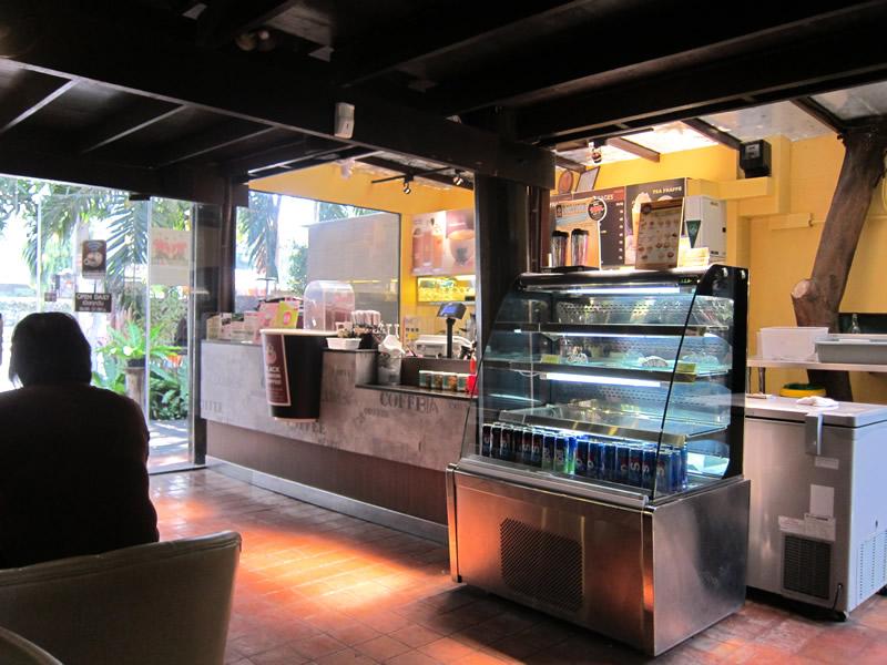 ブラックキャニオンコーヒー カフェ