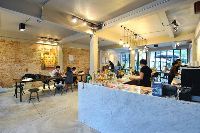 Quest Connaisseur Cafe1