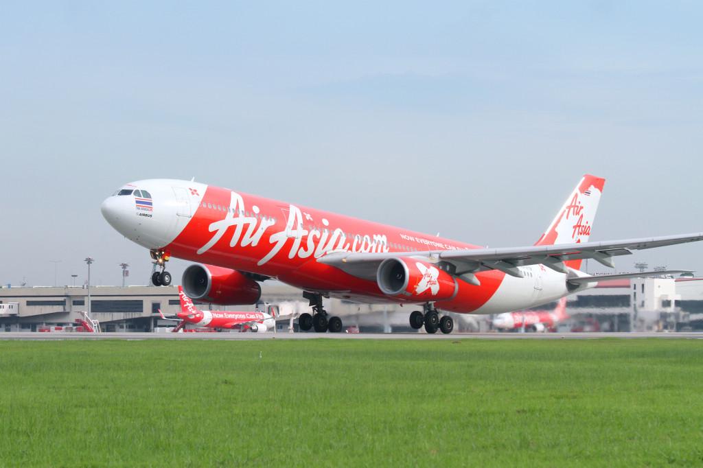 A330-300 Take off